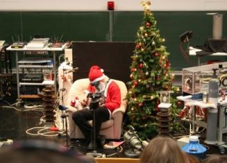Wie Physiker Weihnachten feiern