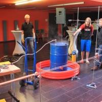 Kettenreaktion - (Un)Sicherheiten im Labor